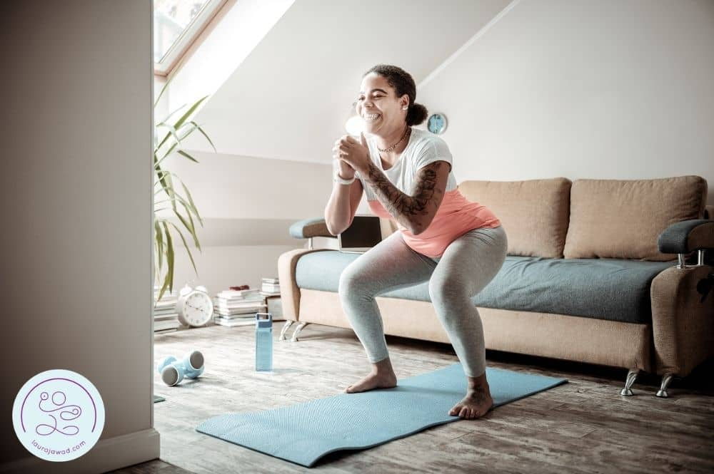 10 Ways to Modify Your Exercises to Manage Pelvic Pain, Pressure or Leaking
